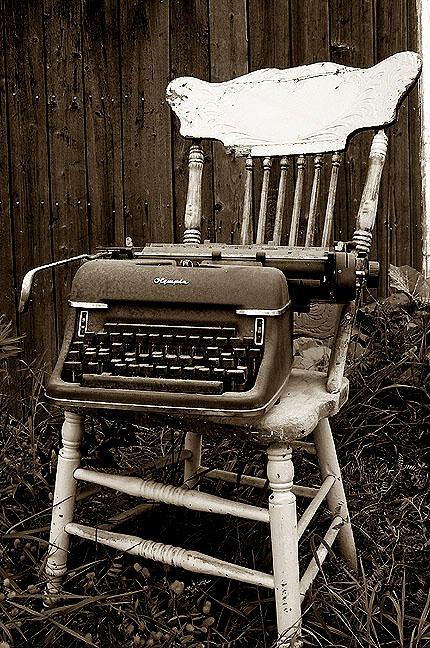 Si eres escritor de seguro tienes una silla asesina