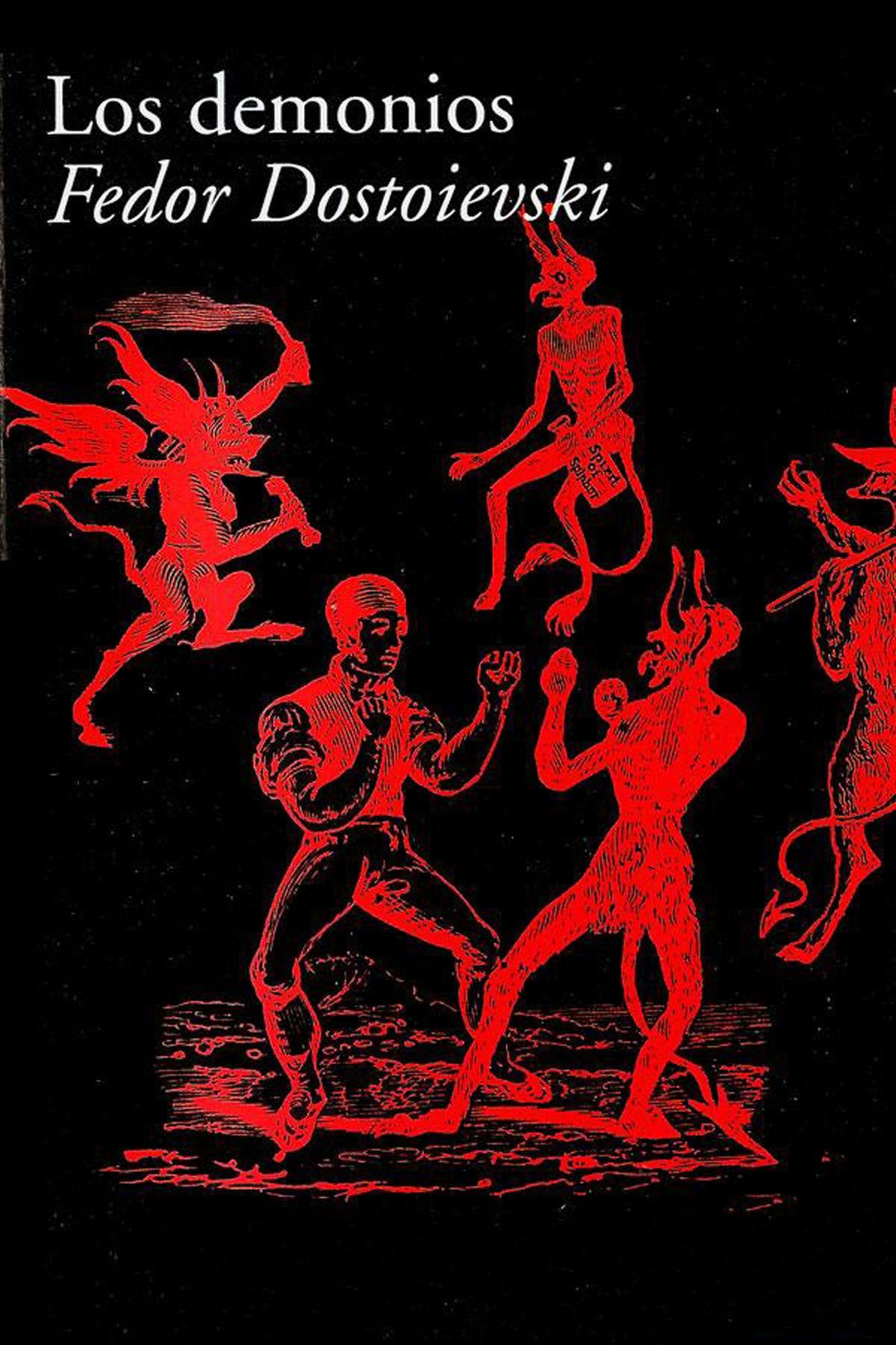los-demonios-fiodor-dostoievski