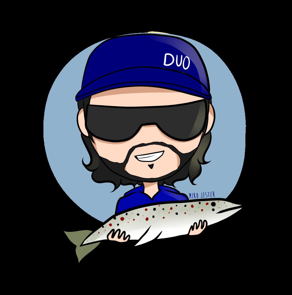 Logo Blog Master Pesca